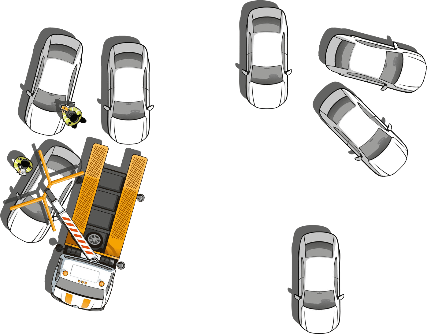 Система «Штрафы для автопарков»
